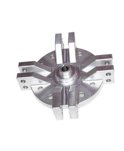 Complex parts machining
